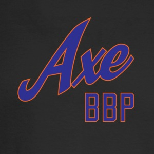 Axe Baseball - Men's Long Sleeve T-Shirt