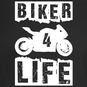 Biker - Men's Long Sleeve T-Shirt