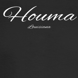 Louisiana Houma US DESIGN EDITION - Men's Long Sleeve T-Shirt