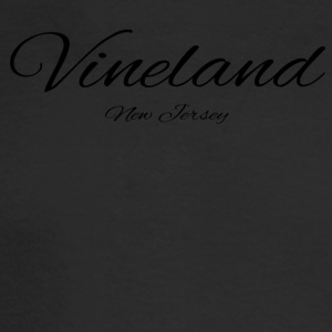 New Jersey Vineland US DESIGN EDITION - Men's Long Sleeve T-Shirt