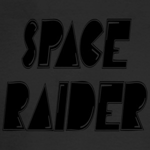 space raider - Men's Long Sleeve T-Shirt