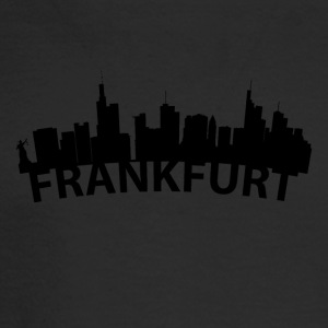 Arc Skyline Of Frankfurt Germany - Men's Long Sleeve T-Shirt