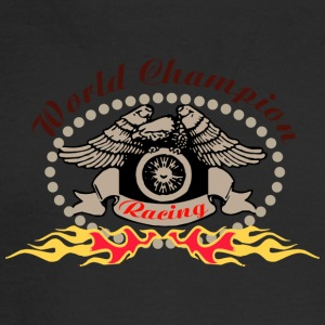WORLD CHAMPION - Men's Long Sleeve T-Shirt
