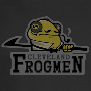 Cleveland Frogmen - Men's Long Sleeve T-Shirt