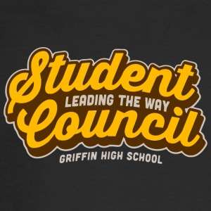 LEADING THE WAY GRIFFIN HIGH SCHOOL - Men's Long Sleeve T-Shirt