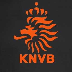 Netherlands Holland Oranje Total Dutch Soccer Logo - Men's Long Sleeve T-Shirt