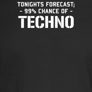 TECHNO - Men's Long Sleeve T-Shirt