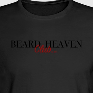 Beard heaven club label - Men's Long Sleeve T-Shirt