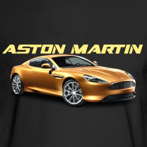 Aston Martin Gold - Men's Long Sleeve T-Shirt