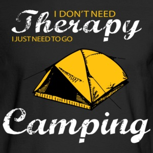I Need To Go Camping - Men's Long Sleeve T-Shirt