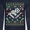 Mechanic - Merry Christmas - Men's Long Sleeve T-Shirt
