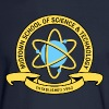 MIDTOWN SCHOOL SCIENCE & TECHNOLOGY - Men's Long Sleeve T-Shirt