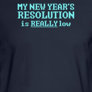 Resolution is realy low - Men's Long Sleeve T-Shirt