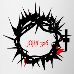 JOHN316 CROWN - Contrast Coffee Mug