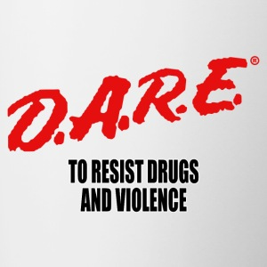 DARE - Contrast Coffee Mug