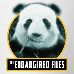 THE ENDANGERED FILES - Contrast Coffee Mug