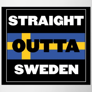 Straight Outta Sweden - Contrast Coffee Mug