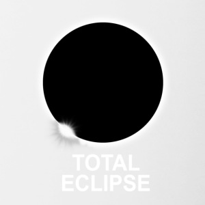 Total Eclipse, Total Solar Eclipse - Contrast Coffee Mug
