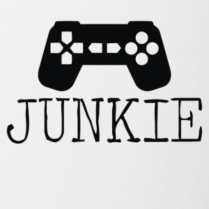Junkie Gamer - Contrast Coffee Mug