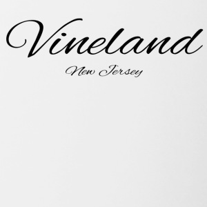 New Jersey Vineland US DESIGN EDITION - Contrast Coffee Mug