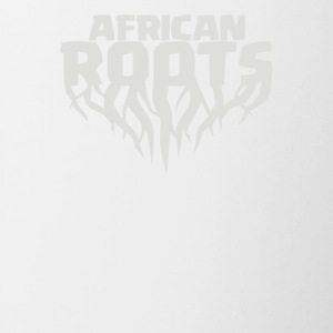 African Roots - Contrast Coffee Mug