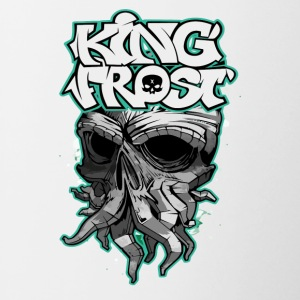 King Frost - Contrast Coffee Mug