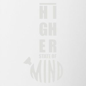 Higher State of Mind - Contrast Coffee Mug