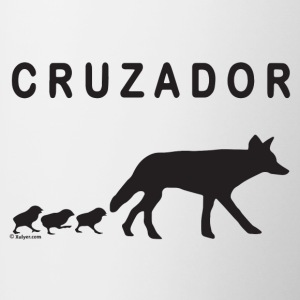 Cruzador-Border Crosser - Contrast Coffee Mug