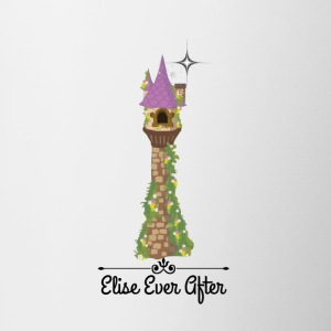 Elise Ever After - Contrast Coffee Mug