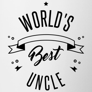 WORLD S BEST UNCLE - Contrast Coffee Mug