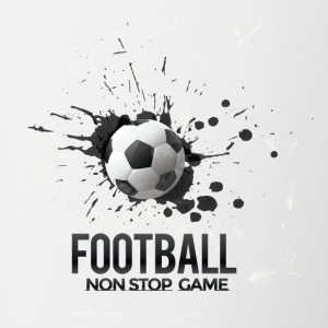 GIFT - FOOTBALL 3 - Contrast Coffee Mug