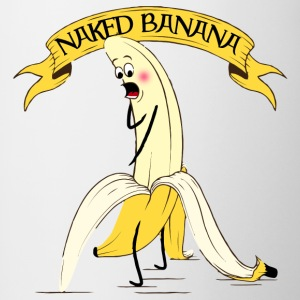 Naked Banana - Contrast Coffee Mug