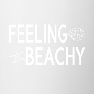 Feeling Beachy - Contrast Coffee Mug