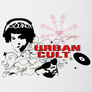 URBAN CULT - Contrast Coffee Mug