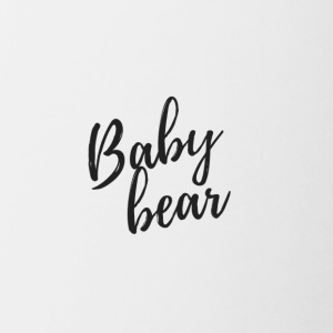 Baby bear - Contrast Coffee Mug