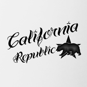 California Republic - Contrast Coffee Mug