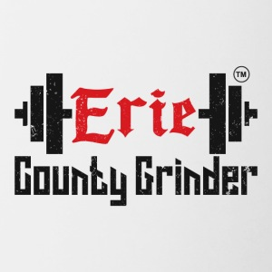 ERIE COUNTY GRINDER - Contrast Coffee Mug