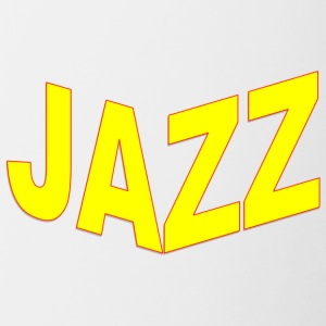 jazz - Contrast Coffee Mug