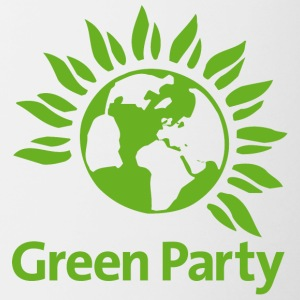Green Party - Contrast Coffee Mug