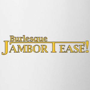Dr. Shocker's Burlesque JamborTease! - Contrast Coffee Mug