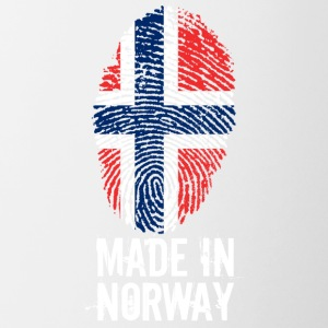 Made In Norway / Norge / Noreg - Contrast Coffee Mug