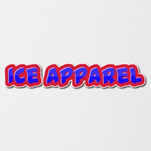 Ice Apparel Logo - Contrast Coffee Mug