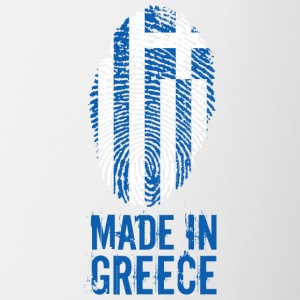 Made in Greece - Contrast Coffee Mug