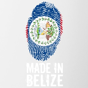 Made In Belize - Contrast Coffee Mug