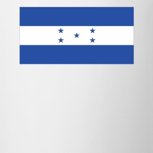 Flag of Honduras Cool Honduran Flag - Contrast Coffee Mug