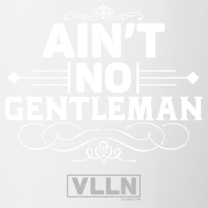 VLLN ain't no gentleman - Contrast Coffee Mug