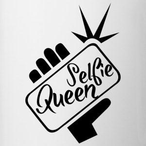 Selfie_Queen - Contrast Coffee Mug