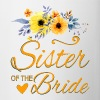 Sister of the Bride - Contrast Coffee Mug