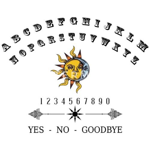 Ouija Board By Popular Spreadshirt