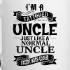 TATTOOED UNCLE - Contrast Coffee Mug